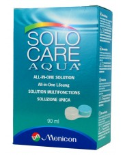 SOLO-care Aqua 90 ml (do samolotu)